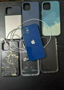 iphone 12 unlocked 64gb. Mint Condition. Huge Bundle!