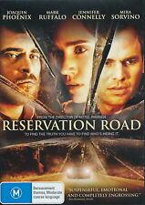 Reservation Road - Drama / Thriller - Joaquin Phoenix, Mark Ruffalo - NEW DVD