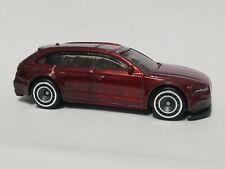 Hot Wheels 2018 Super Treasure Hunt Audi RS6 Avant Red Pre-Pro 1/64 VHTF
