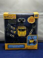 Wall-E Construct-A-Bot Figure MIB 10 Piece Model Kit Disney/Pixar/Thinkway Toys