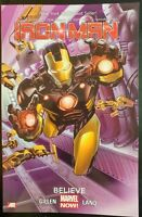 IRON MAN: Beleive #1 (TPB Trade Paper Back) (MARVEL NOW!) ~ VF/NM