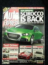 Auto Express Magazine 925 aug sep 2006