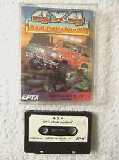 36022 4X4 Off-road Racing - Sinclair Spectrum 48K (1987)