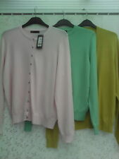 BNWT STAYNEW BUTTON THROUGH CARDIGAN BY MARKS & SPENCER SIZE  14, 16, 18 &  20