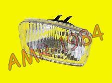 FANALE ANTERIORE PROIETTORE CICLOMOTORE PEUGEOT 103-104-105 senza lampada