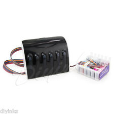 DELUXE Compatible Continuous Ink System CISS for Epson Artisan 600 700 710 837