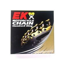 CBR 929 Chrome EK ZVX3 150 link-530 Chain for use with Swingarm Extensions