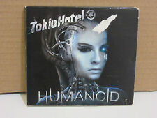 Tokio Hotel - Humanoid - 2009 - CD+DVD - Con libreto interior - Islands -NM+/VG+