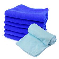 10x Car Microfibre Cleaning Auto Car Detailing Soft Cloths Wash Towel Duster Kit