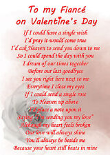 valentines poems for fiance