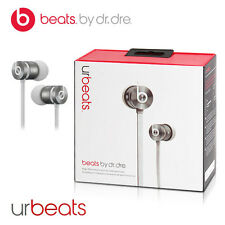Original Monster urbeats by Dr. Dre Dark Silver Earphone for apple iphone ipad