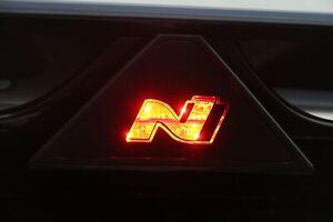 3. Bremsleuchte Aufkleber Hyundai I30N Performance