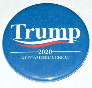 2020 DONALD J. TRUMP pin button pinback president MAGA KEEP MAKE AMERICA GREAT