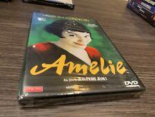 AMELIE DVD AUDREY TAUTOU MATHIEU KASSOVITZ PRECINTADA NUEVA