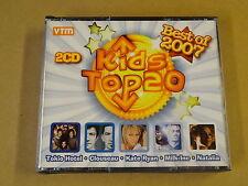 2-CD BOX VTM / KIDS TOP 20 - BEST OF 2007