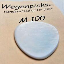 Wegen M100 Mandolin Picks 1.0MM  White