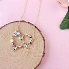 Sailor Moon 25th Anniversary Sailor Uranus Neptune Talisman Necklace Chain Cos