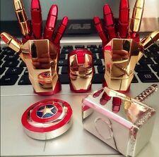Iron Man Hand USB Flash Drives Cute Gift box32G memory stick Movie Hero Fastpost