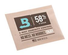 10x 8g Boveda 58% HumidityControl HumidiPak Ersatzpack für CVault Container