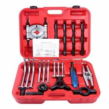 10 TON HYDRAULIC GEAR JAW PULLER BEARING SEPERATOR PULLER TOOL SET KIT US SHIP