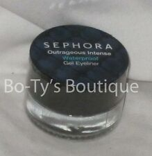 Sephora Outrageous Intense Gel Eyeliner *SEALED* Sapphire Navy Blue FULL SIZE