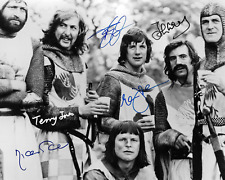 Monty Python signed Terry Jones Cleese 8X10 photo picture poster autograph RP