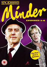 DVD:MINDER - EPISODES 1-4 - NEW Region 2 UK