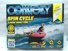 "Connelly Spin Cycle 54"" Donut Inflatable Boat Towable Inner Tube New in Box"