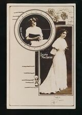 Theatre Nancy Malone Lillah MacCartney Used 1908 RP PPC