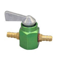 """Universal Inline Shut off Ball Valve 1//8"""" BSPP Male to Female Pipe Fuel Air P-HG"""