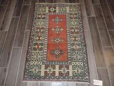 3x5ft. Vintage Turkish Melas Wool Rug