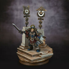Forge World Roboute Guilliman Primarch of the Ultramarines Painted