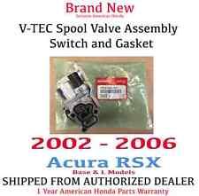 🔥 2002-2006 ACURA RSX Genuine OEM Spool Valve - VTEC Solenoid (15810-RAA-A03)🔥