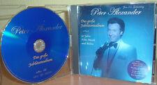 PETER ALEXANDER - Das große Jubiläumsalbum - 50 Jahre Film, Musik u. Bühne