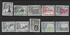 British Virgin Islands 1952 set to $1.20 G/FU