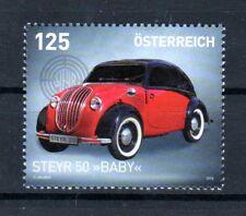 """Österreich 2018: """"Steyr 50 """"BABY"""""""" postfrisch (siehe Foto)"""