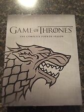 Game of Thrones Season 4 Blu Ray Stark Cover Best Buy Limited Edition