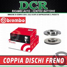 Pair Brake discs BREMBO 09.A727.14 DACIA RENAULT