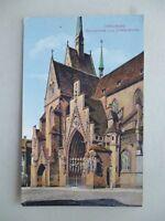Ansichtskarte Strassburg Evangelische Jung St.-Peterskirche (Nr.610)