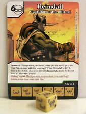 Dice Masters - 1x #064 Heimdall Guardian of the Bifrost - The Mighty Thor
