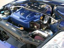 2003-2006 Nissan 350Z Vortech Supercharger Systems 4NZ218-060L 4NZ218-010L