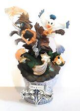 Kingdom Hearts Figure Sora Lion King with Donald and Goofy Disney Rare