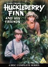 Huckleberry Finn and His Friends [DVD] [Region 2] - DVD - Free Shipping. - New