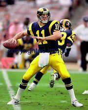 Jim Everett 1986-93 Los Angeles Rams Saints Chargers Color 8x10 A