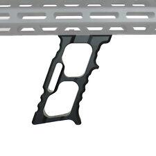 Skeletonized Halo Minivert Style Foregrip Ergonomic Grip For M-Lok Handguard