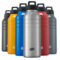 Esbit Trinkflasche Majoris Edelstahl leicht & auslaufsicher viele Farben/Größen