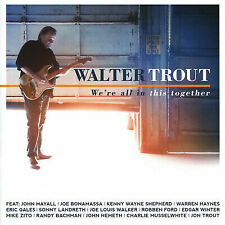 We're All In This Together, Walter Trout, Good