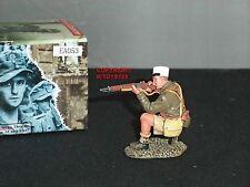 King and Country ea53 8th Esercito Legionario, inginocchiato che spara giocattolo Soldato Figura