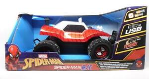 Jada Toys Marvel Spider-Man R/C Buggy USB RC 1:14 Scale Radio Control Vehicle