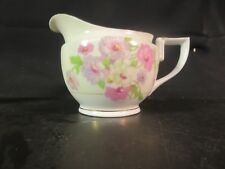 GHB Made in Japan Creamer Pink & White Flowers